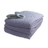 Biddeford Diamond Weave Digital Electric Heated Blanket